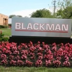 Blackman Plumbing Supply Company sign